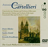 Concerto For Clarinet、2 Clarinets Klocker、Arnold(Cl) / Czech.pco