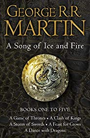 A Game of Thrones: The Story Continues Books 1-5: The bestselling epic fantasy masterpiece that inspired the a
