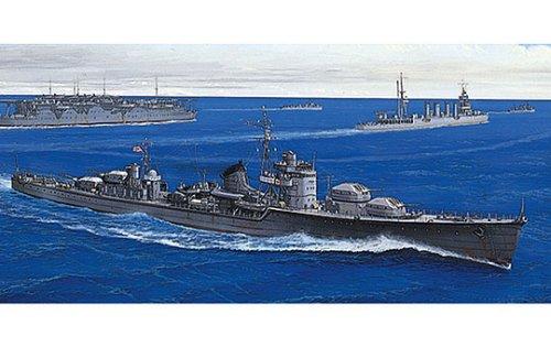青島文化教材社 1/700 ウォーターラインシリーズ 日本海軍 駆逐艦 照月 プラモデル 427