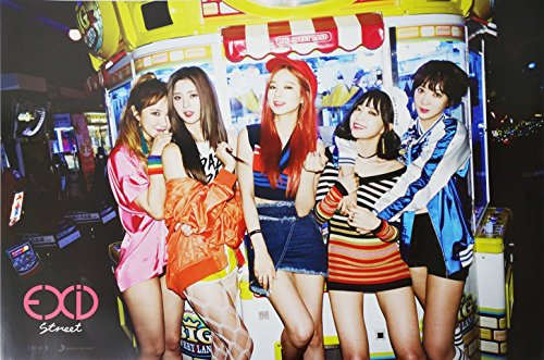 EXIDが日本デビュー!お披露目はワンマンライブで♪韓国の音楽シーンを席巻する彼女たちの代表曲とは?の画像