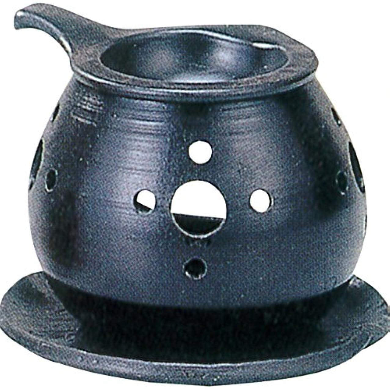 十億出演者バーベキュー茶香炉 : 常滑焼 間宮 茶香炉? ル35-03