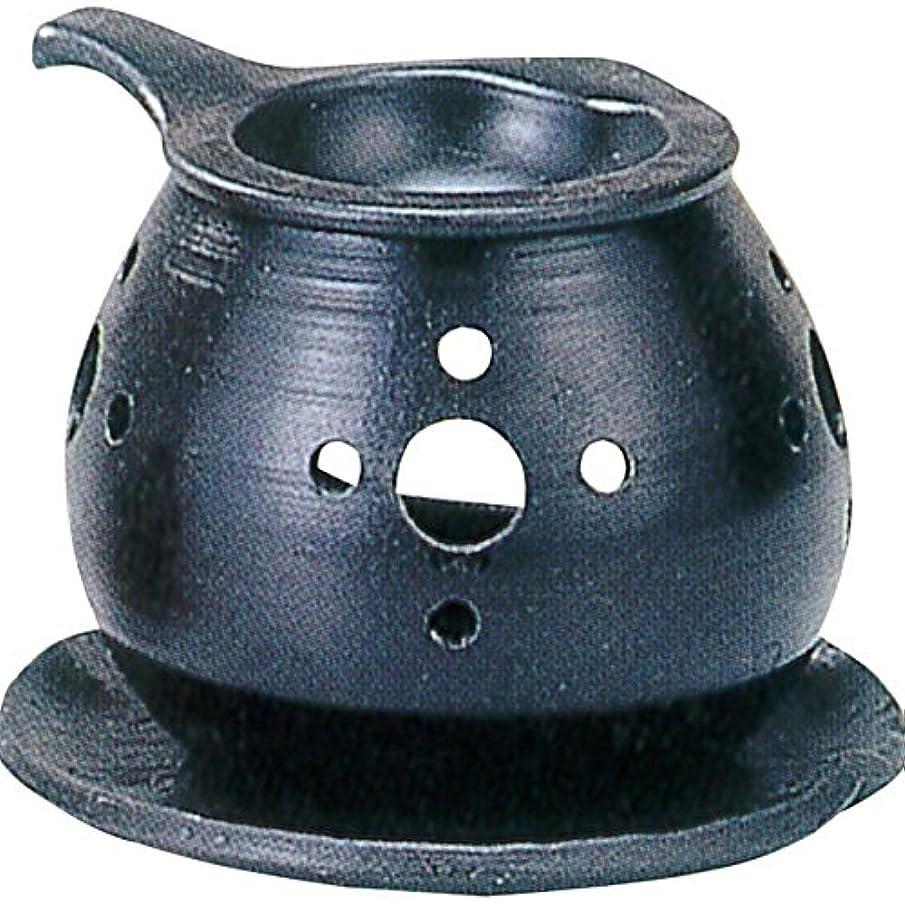 航海引き渡す愛されし者茶香炉 : 常滑焼 間宮 茶香炉? ル35-03