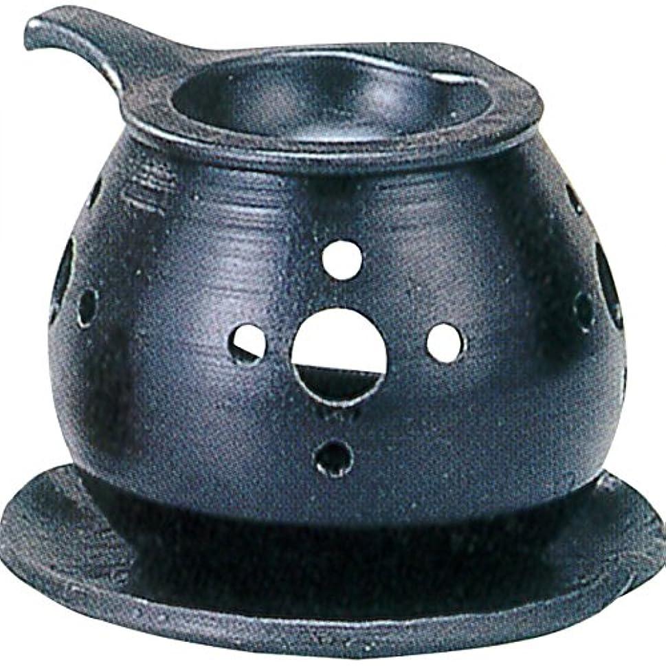 配管工モーテルフロント茶香炉 : 常滑焼 間宮 茶香炉? ル35-03
