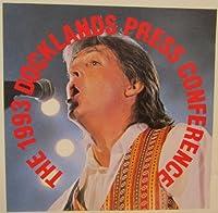 DOCKLANDS PRESS CONFERENCE 1993 PAUL MCCARTNEY