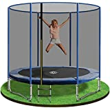 6FT Round Summit Trampoline with Long Warranties and Free Delivery