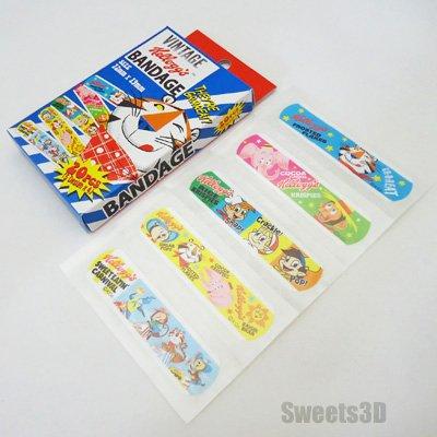 ケロッグの可愛い絆創膏 (Sweets3D)