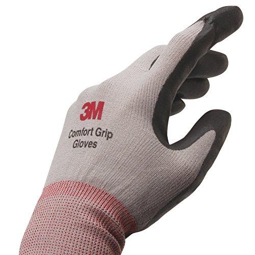 3M コンフォートグリップ グローブ グレー Mサイズ GLOVE-M