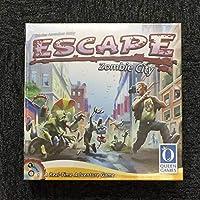 ESCAPE Zombie City エスケープ ゾンビシティボードゲーム