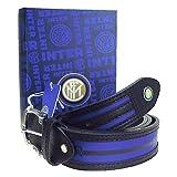 F.C. Internazionale Milano F.C. インテルナツィオナーレ ミラノ ラグジュアリー ライン ベルト 15367