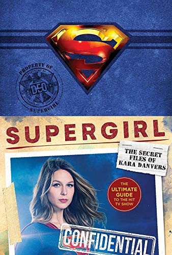 Supergirl Ultimate Guidebook