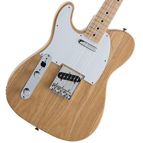 Fender/Made in Japan Traditional 70s Telecaster Ash Left-Hand Natural
