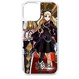 HAKUBA キャラモード iPhone 12 / 12 Pro 用ケース Fate/Grand Order エレシュキガル[第3段階] 6.1インチ対応 ワイヤレス充電対応 軽量 薄型 iPhoneカバー クリア