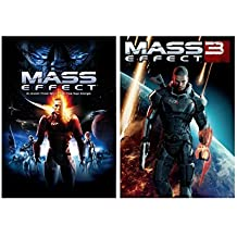 Set of 2 Mass Effect Posters by Mass Effect [並行輸入品]