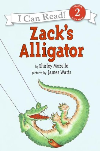 Zack's Alligator (I Can Read Level 2)の詳細を見る