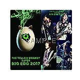 【Amazon.co.jp限定】THE YELLOW MONKEY SUPER BIG EGG 2017(DVD2枚組)(チケットホルダー付) 画像