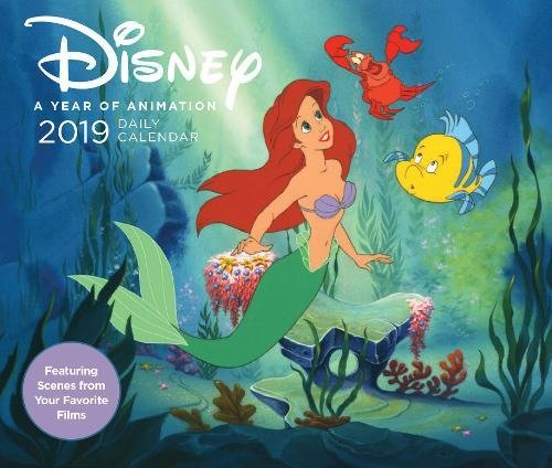 Disney 2019 Daily Calendar