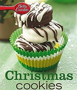 Betty Crocker Christmas Cookies by [Bidwell, Andi]