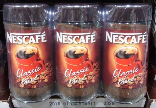 ネスカフェ クラシックコーヒー 175g 3本パック