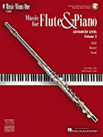 Music Minus One Flute Advanced Level (Laureate Series Contest Solos)