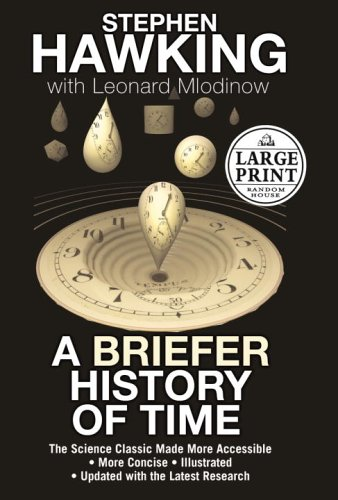 A Briefer History of Time (Random House Large Print)