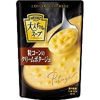 ハインツ 大人むけのスープ 粒コーンのクリームポタージュ 160g×5袋