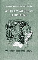 Wilhelm Meisters Lehrjahre by Goethe(2015-10)