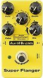 Aural Dream Super Flangerギターの効果 めいさんのモードとろくの波形を含むにフィードバックモード36効果に達する、本当にバイパス