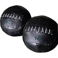 40-pieceソフトカバー壁ボールMedicine Ballグループワークアウトセット