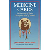 Medicine Cards: The Discovery of Power Through the Ways of Animals/Book and Cards
