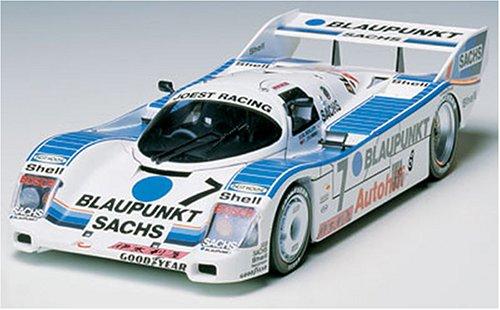 1/24 スポーツカーシリーズ ヨースト ポルシェ962C