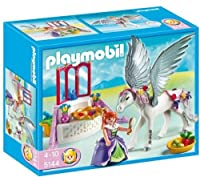 Playmobil Pegasus with Princess and Vanity - 5144
