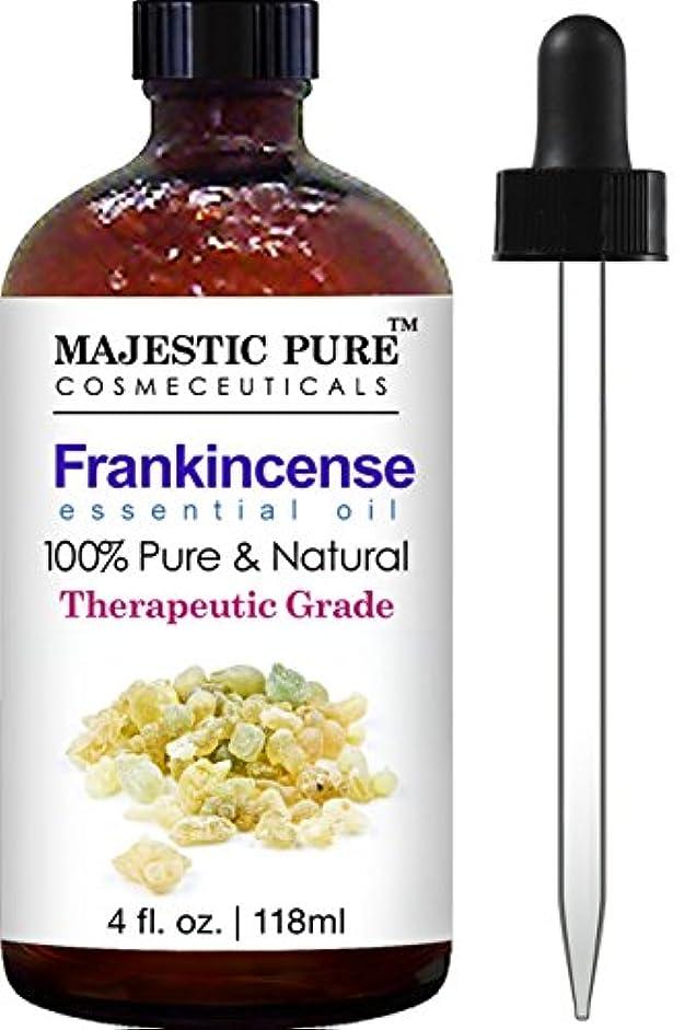 欺く動機付けるホバーFrankincense Essential Oil, Pure and Natural with Therapeutic Grade 4 fl.oz. 118 ml