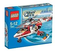 レゴ (LEGO) シティ レスキューヘリコプター 7903