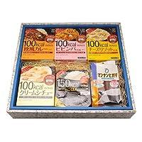 おかしのマーチ 大塚食品 マイサイズ シリーズ(カレー・どんぶり・リゾット) 9種類・12個 マンナンごはん 2種類・4個 (計16個) ギフト セット I