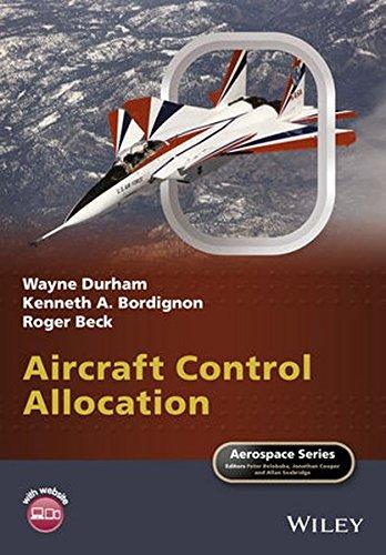 Aircraft Control Allocation (Aerospace Series)