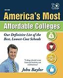 レディース チュニック America's Most Affordable Colleges: Our Definitive List of the Best, Lowest-Cost Schools (2018-2020 Edition)