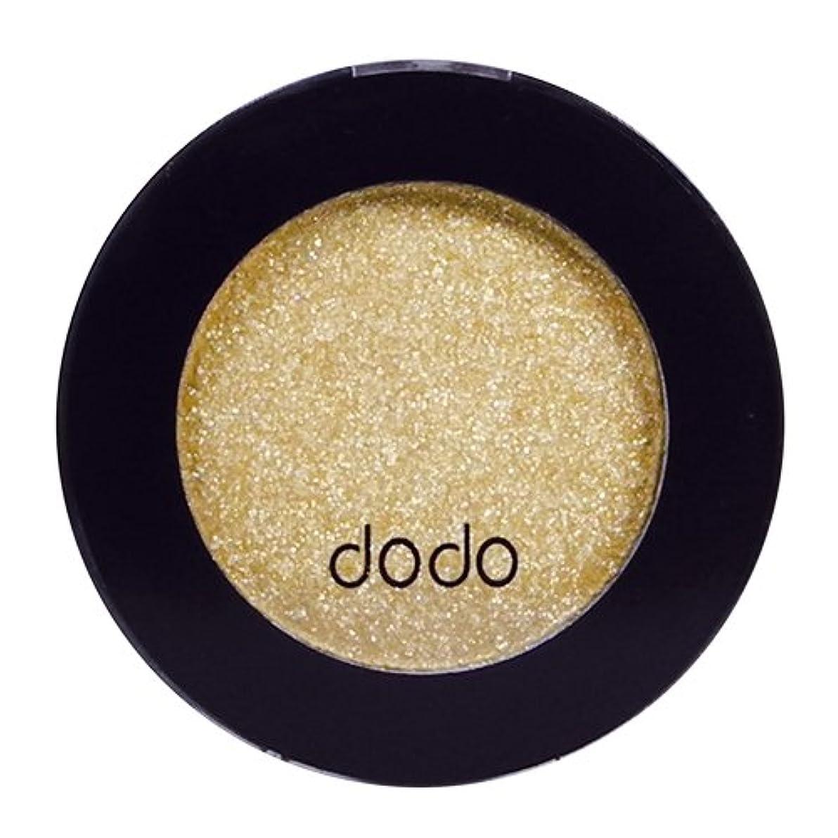 dodo(ドド) アイシャドウ NO2 ゴールド (2g)