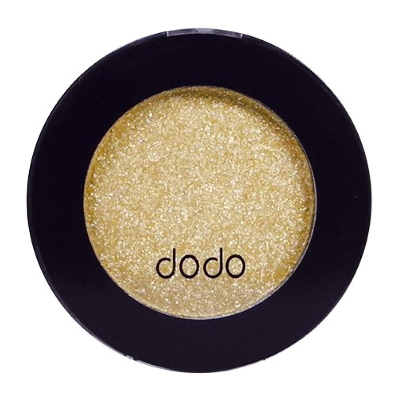 モールス信号毎週机dodo(ドド) アイシャドウ NO2 ゴールド (2g)