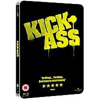 Kick-Ass Blu-ray SteelBook