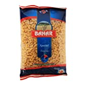 ショートパスタ エルボ バハール(デュラム小麦100%) 500g
