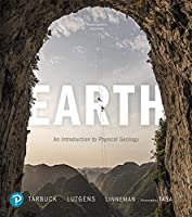 Earth: An Introduction to Physical Geology Plus Mastering Geology with Pearson eText -- Access Card Package (13th Edition)