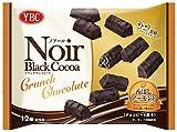 YBC ノアールクランチチョコレート香ばしアーモンド 12個 ×12袋