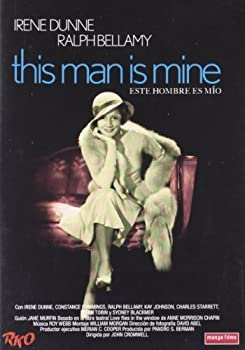 This Man Is Mine (1934) - Official RKO Region 2 PAL release, plays in English without subtitles by Irene Dunne