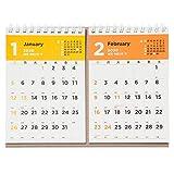 能率 NOLTY 2020年 カレンダー 卓上 51 2ヶ月 A6変型 C249 ([カレンダー])