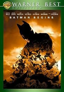 バットマン ビギンズ [DVD]