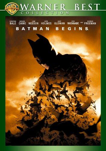 バットマン ビギンズ [DVD]の詳細を見る