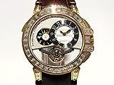 ハリー・ウィンストン オーシャン トゥールビヨン ビッグデイト世界限5本 OCEMTD45RR003 シルバー文字盤 メンズ 腕時計 新品 [並行輸入..