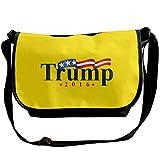 FreedomHip メッセンジャーバッグ ショルダーバッグ 斜めがけ アウトドア Trump 米大統領 ドナルド・トランプ 祝い アメリカ旗
