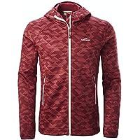 Kathmandu Aysen Mens Wind Resistant Stretch Hooded Fleece Inner Jacket Top Men's