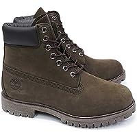 [ティンバーランド] アイコン シックスインチ プレミアムブーツ 定番 正規品 メンズ 防水 本革 6インチ Icon 6inch Premium Boots